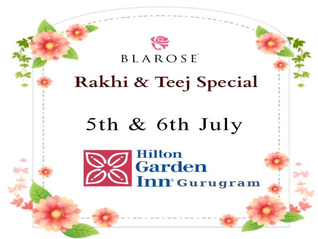 Blarose Rakhi & Teej Special- Edition 11