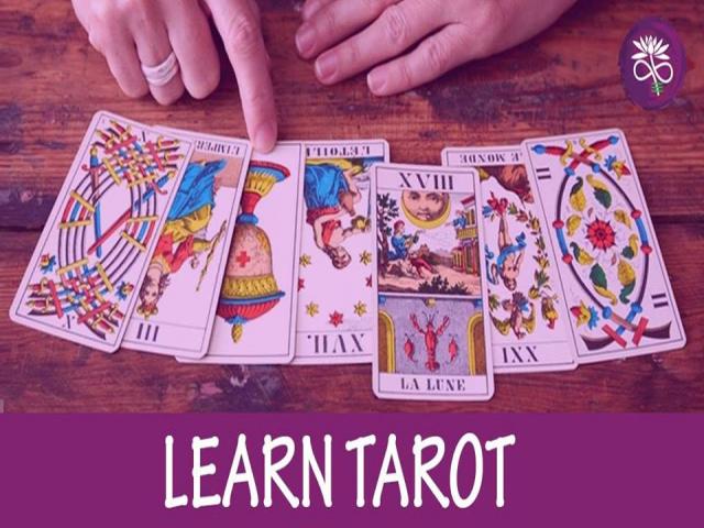 Tarot Reading Certificate Workshop
