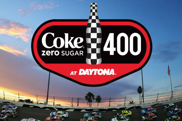Coke Zero Sugar 400 Tickets
