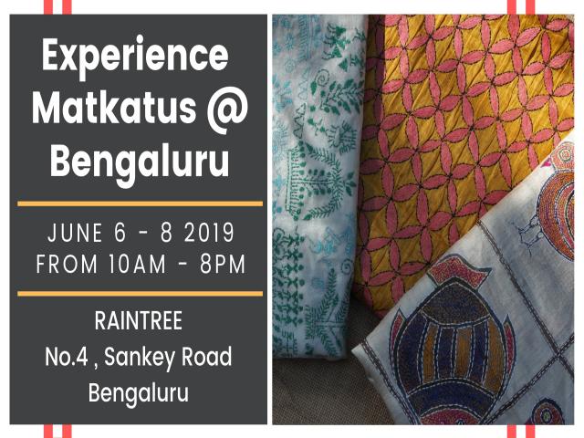 Experience Matkatus at Bengaluru