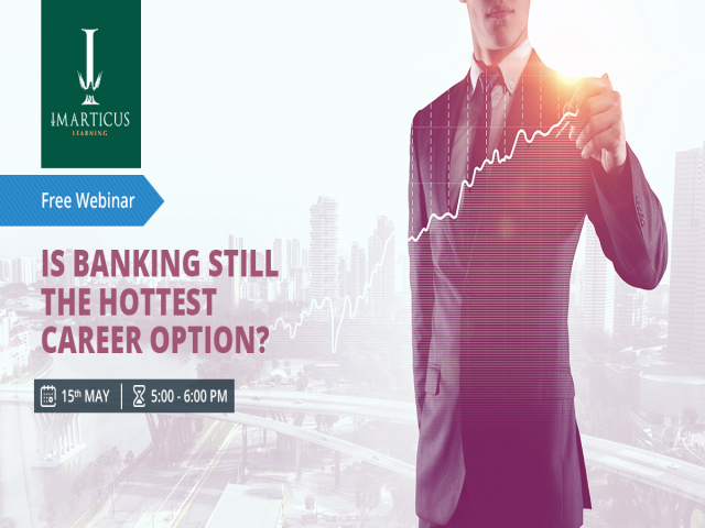Is Banking Still the Hottest Career Option?