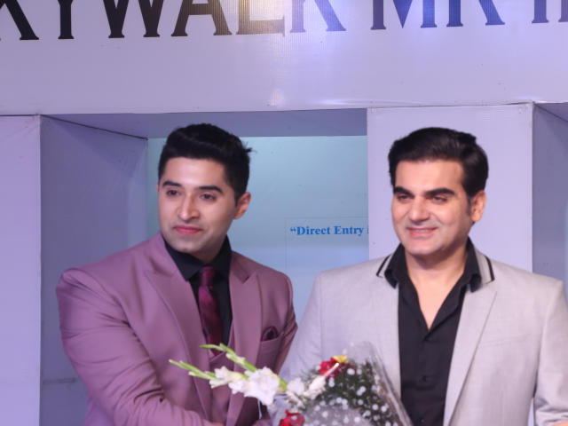 Skywalk Entertainment Arbaaz Khan