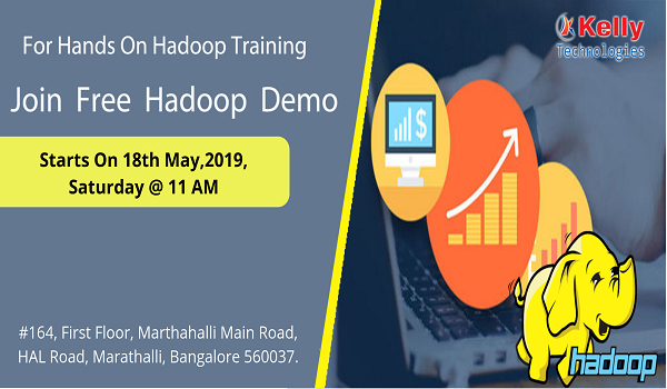 Free Workshop Session On Hadoop Training Is Scheduled On 18th May,11 Am