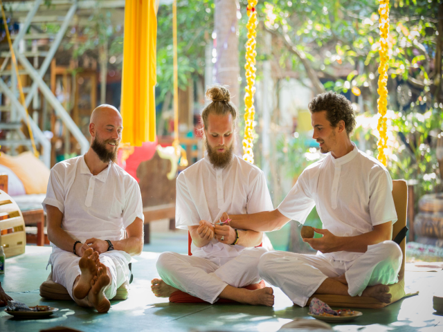 best yoga teacher training course in Goa
