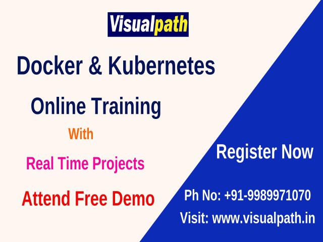 Docker and Kubernetes Online Training