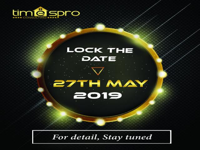 Lock The Date
