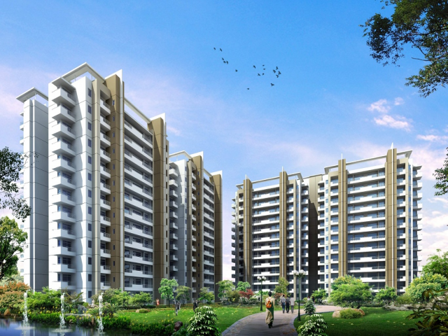 Sobha Palm Court - Furnished Apartments in Bangalore