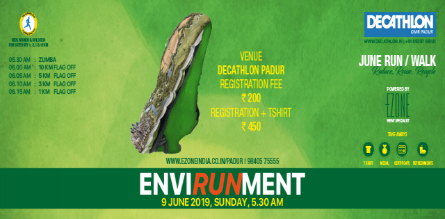 Decathlon Run Series - Run For Environment