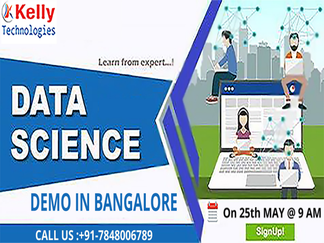 Hurry Up & Get Enrolled For Free Data Science Demo On 25th May At 9 AM