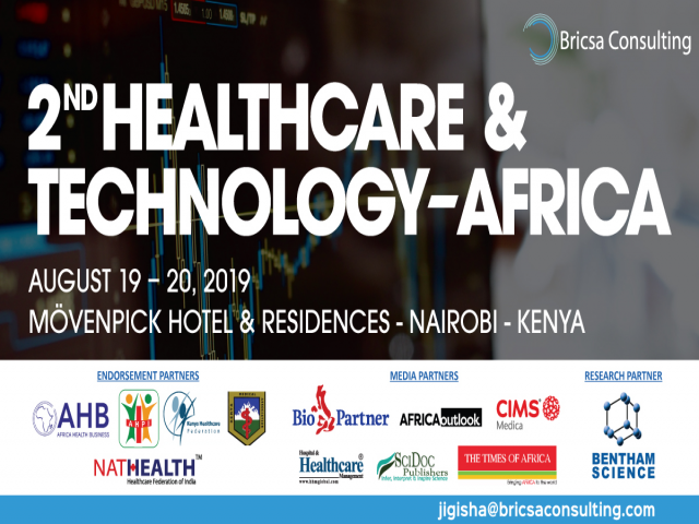 2nd Healthcare & Technology Africa