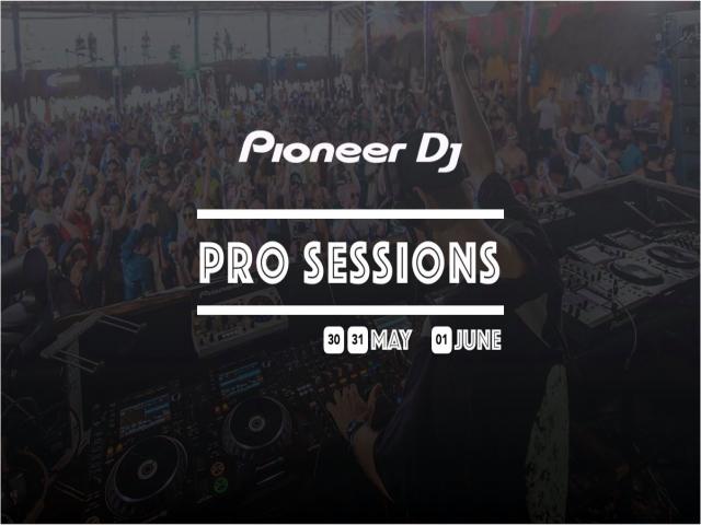 Pioneer DJ Pro Session