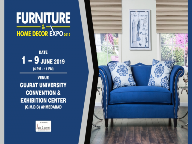 Furniture and Home Decor Expo - Ahmedabad