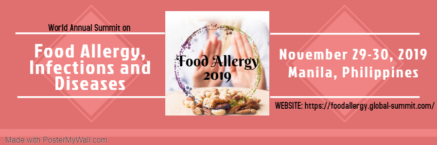 World Annual Summit on Food Allergy, Infections and Diseases