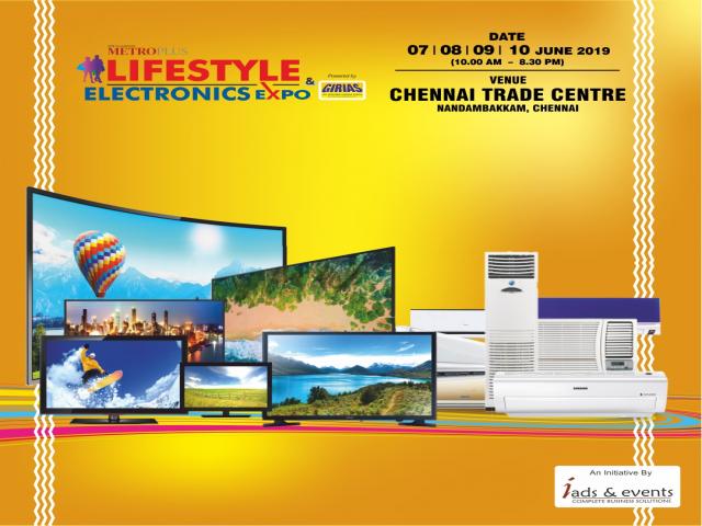 Lifestyle and Electronics Expo - Chennai