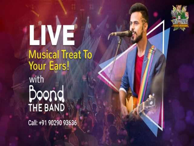 Friday Fever On With Boond The Band