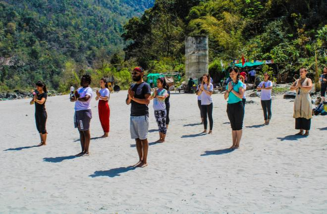 500 Hr Yoga Teacher Training in Rishikesh India