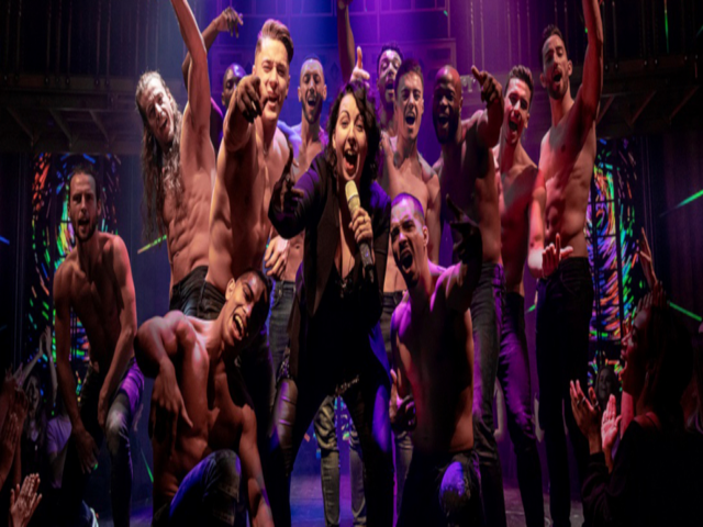 Magic Mike Live, Sunday 9th June, 7:30pm