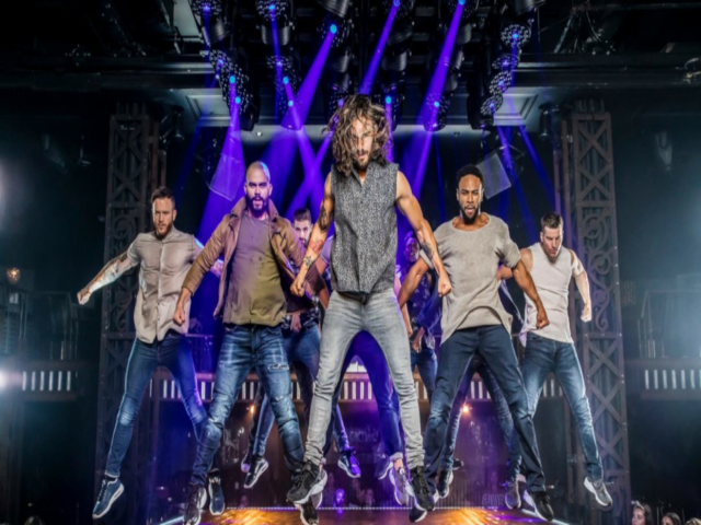 Magic Mike Live, Friday 21st June, 7:30pm