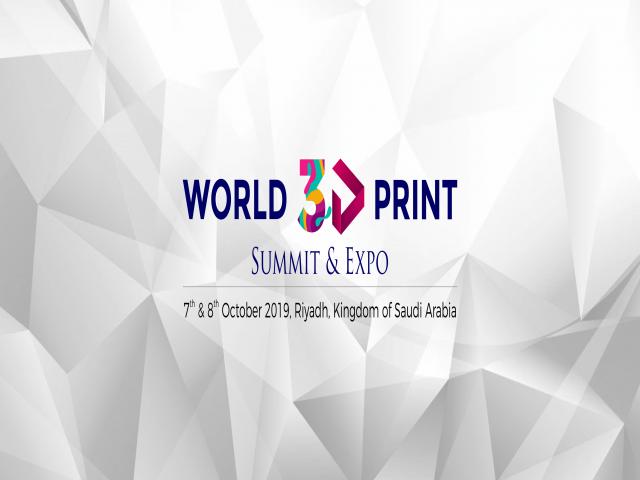 World 3D Print Summit & Expo