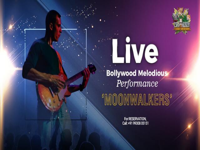Saturday Night With Moonwalkers