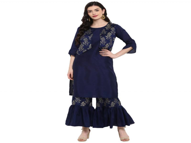 Buy Latest Kurti Design for Women Online At Mirraw