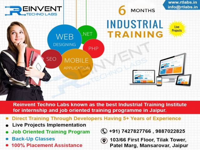 Industrial Training Program in RTLabs