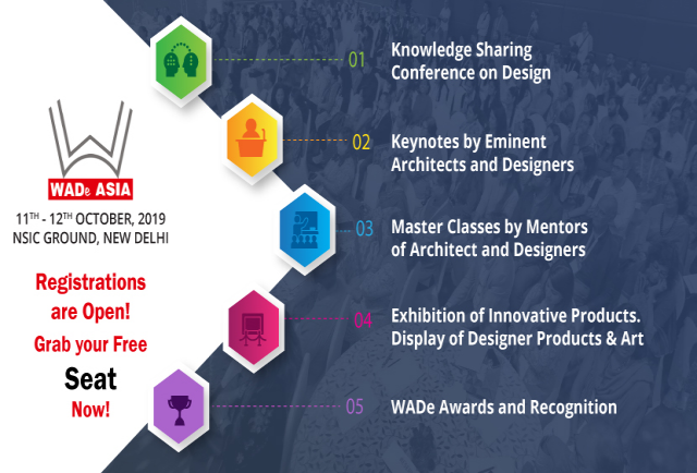 WADe ASIA 2019: Next Big Gathering in New Delhi of Women in Architecture