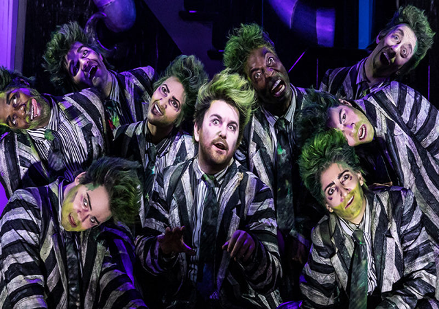 Beetlejuice The New York Toronto Tickets