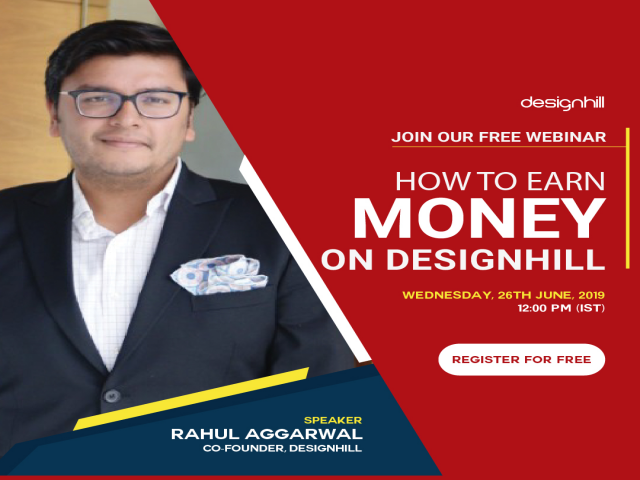 Webinar- How To Earn More On Designhill?