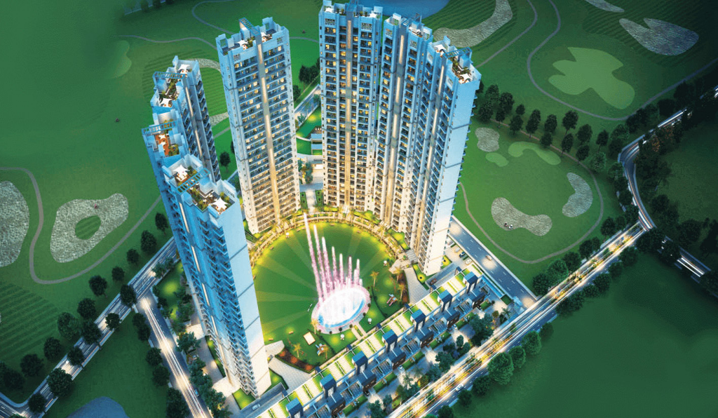 Antriksh Golf Address Residential Project in Sector 150 Noida