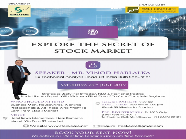 Explore the secret of Stock Market