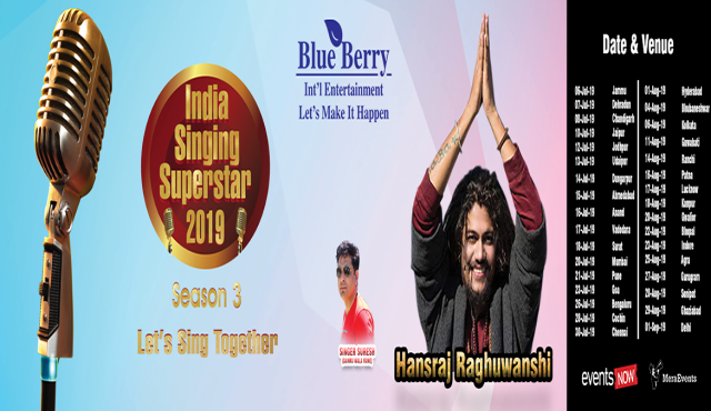 INDIA SINGING SUPERSTAR SEASON -3 Jaipur