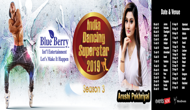 INDIA DANCING SUPERSTAR SEASON-3 Jaipur