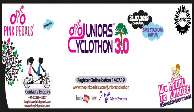 Juniors  Cyclothon 3.0