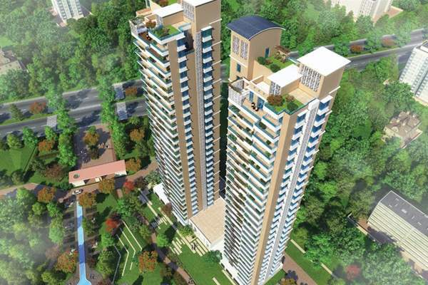 Live in an absolute beauty by Gaur Platinum Towers Noida