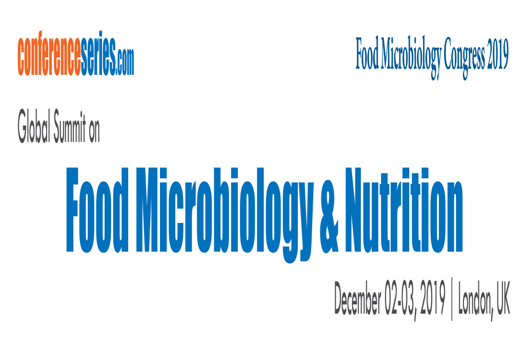Global Summit on Food Microbiology & Nutrition