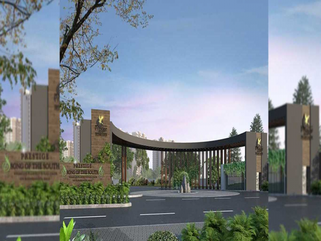 Prestige Song Of South Price, Flats & Properties for sale in Bangalore