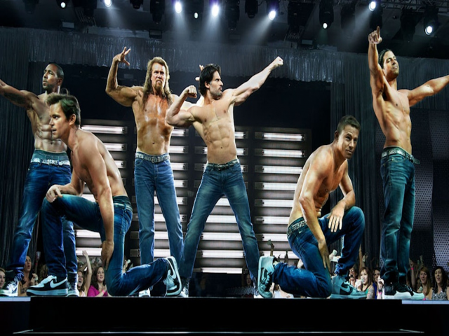 Magic Mike Live - Wednesday 10th July - 7:30pm