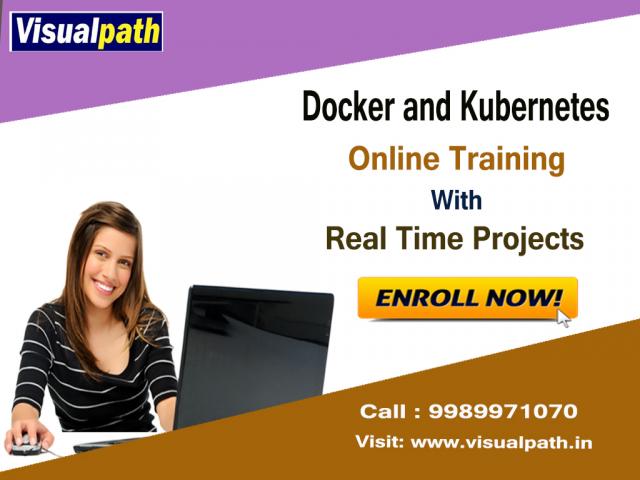 Docker and Kubernetes Training