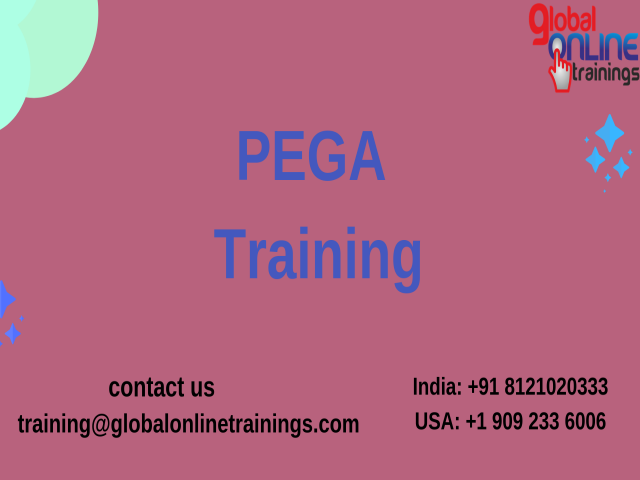 PEGA Training | Best Pega BPM corporate online Training - GOT