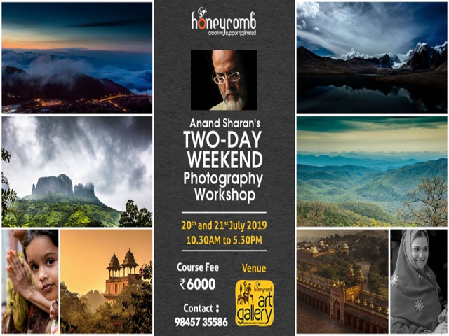 Two Day Weekend Workshop by Anand Sharan