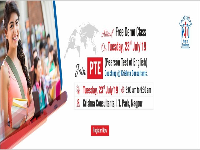 PTE Coaching in Nagpur - New Batch Starting from 23rd July  2019  | Enroll Now