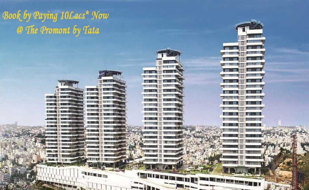 TATA The Promont in Banashankari, Bangalore | Apartments for sale