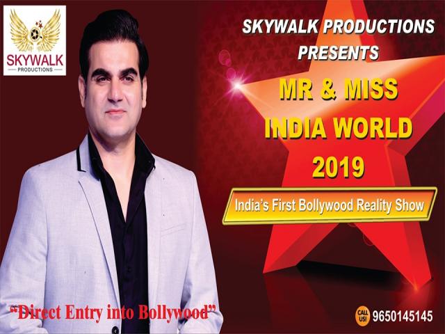 Mr & Miss India 2019