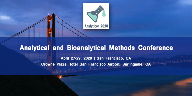 Analytical and Bioanalytical Methods Conference (ANALYTICON-2020)