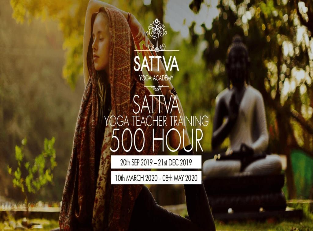 500 Hours Yoga Teacher Training In Rishikesh, India.