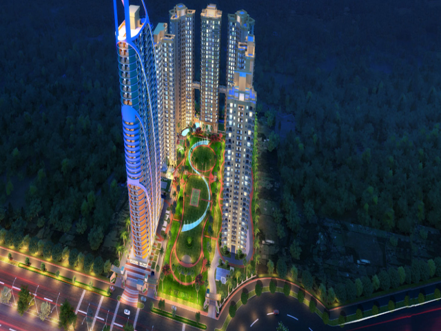 Get a Luxury Apartment in The Jewel Of Noida