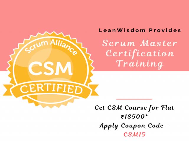 Scrum Master Certification in Bangalore