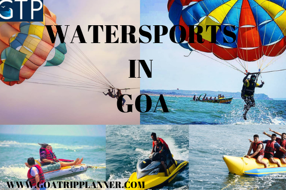 Watersports in Goa - Goa Trip Planner