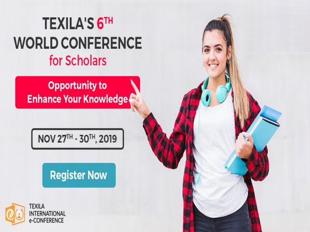Texila world conference for scholars 2019
